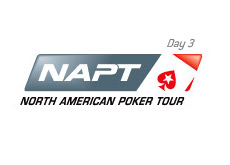 -- NAPT - North American Poker Tour - Day 3 - Recap --