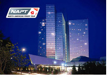 -- North American Poker Tour - NAPT - at the Mohegan Sun --