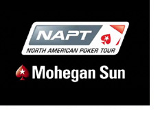-- NAPT - Mohegan Sun - North American Poker Tour - Pokerstars - Tournament logo --