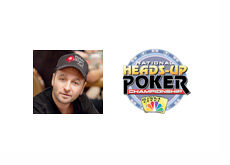 Daniel Negreanu - Heads-up Poker Championship logo