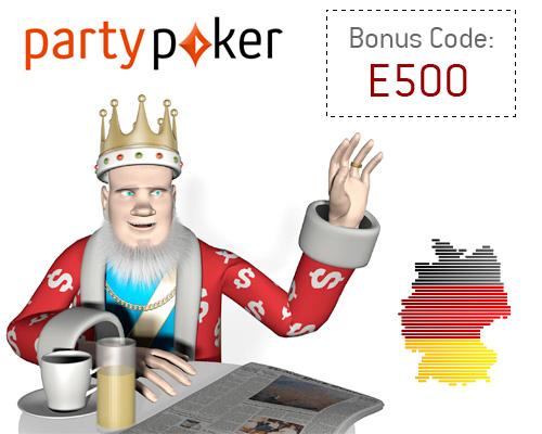 Partypoker Bonus Code