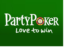 new party poker company logo