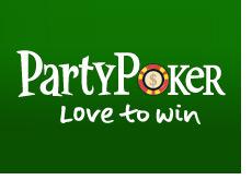 new party poker company logo