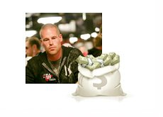 Patrik Antonius - Money Bag - Illustration
