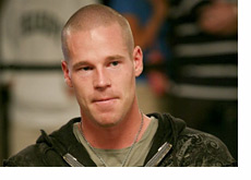Patrik Antonius with a smile on his face
