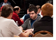 Phil Glafond aka OMGClayAiken - At the WSOP 2010