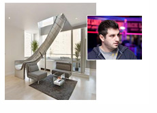 Phil Galfonds NYC Apartment