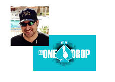 Phil Hellmuth and The Big One for One Drop logo