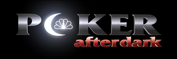 company logo - poker after dark - nbc