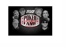Poker Hall of Fame 2012