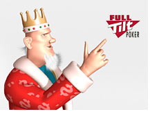 poker king and full tilt poker logo