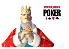 -- king is pondering about poker being a game of skill --