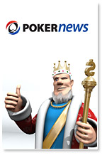 pokernews gets a thumb up from the king for the coverage of wsop 2007