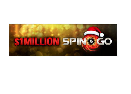 Pokerstars $1 Million Spin and Go - Tournament Graphic