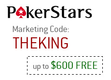 marketing bonus code - pokerstars.com