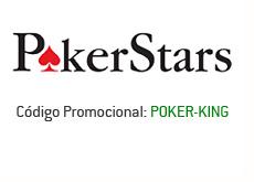 pokerstars Código de Marketing