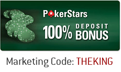marketing code - pokerstars.com