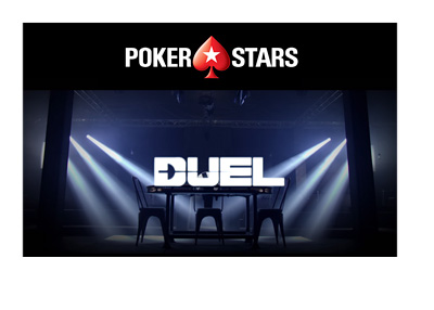 Pokerstars Duel - The main promo image - Year 2016