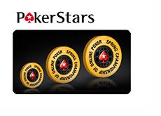 Pokerstars Spring Championship of Online Poker - SCOOP - 3 Levels