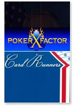 pokerxfactor vs. card runners