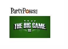 Party Poker - Big Game VI - Logo