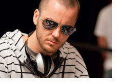 Prehlad Friedman at the World Series of Poker 2010