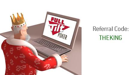 full tilt referral marketing bonus code