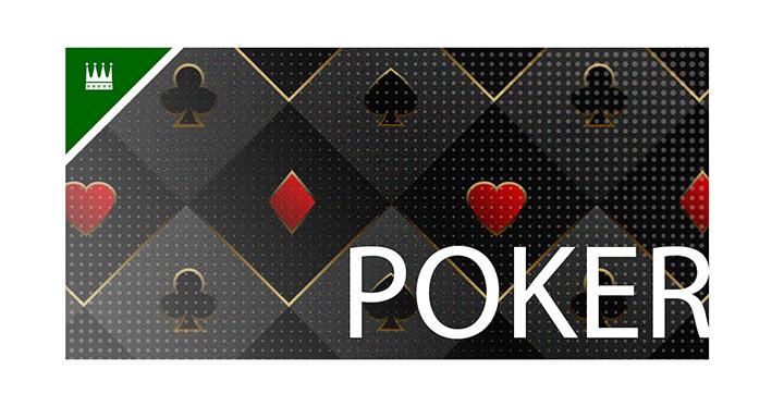 Das Pokerspiel wird vom König auf seiner bevorzugten Online-Gaming-Website uberpruft.