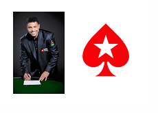 Ronaldo signs for Pokerstars - Photo and logo