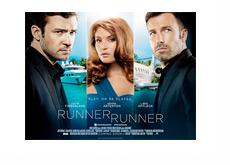 Runner Runner - Movie Poster