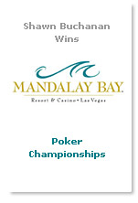 mandalay bay poker tournament