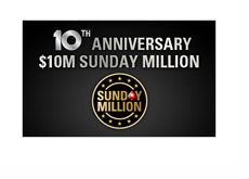 Pokerstars $10 Million Sunday Promotion