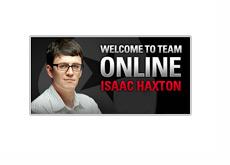 Team Pokerstars Online - Isaac Haxton