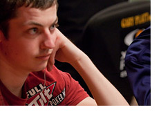 Tom Dwan gazing into the distance
