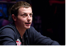 poker player tom dwan - in a casino