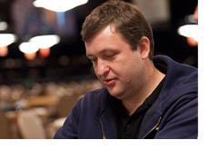 Tony G at the WSOP 2010