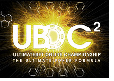 ultimate bet tournament uboc 2 starts