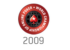 -- pokerstars.com world championship of online poker - wcoop 2009 --