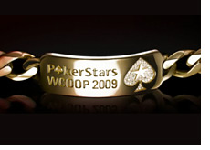 -- world championship of online poker - wcoop - pokerstars - 2009 - bracelet --
