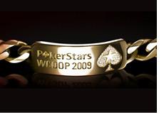 -- world championship of online poker - wcoop - pokerstars - 2009 - bracelet --