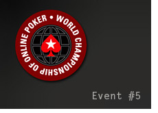 pokerstars worldchampionship of online poker - wcoop - event 5 - logo