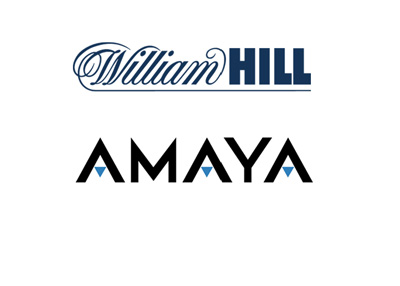 William Hill and Amaya - Company logos - Joint statement - Year 2016