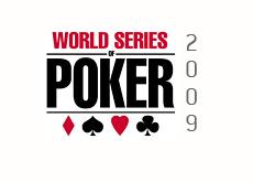 world series of poker logo - 2009