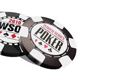 -- 2010 WSOP Chips --