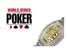 world series of poker bracelet - wsop logo