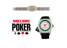 Jamie Gold - WSOP Bracelet and Watch - Auction Photo