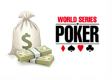 World Series of Poker - Cash - Illustration