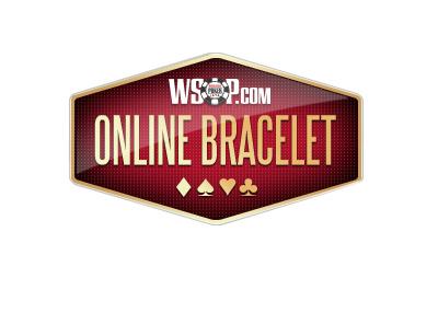 World Series of Poker - WSOP - 2015 - Online Bracelet - Logo