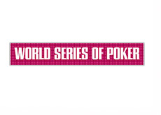 World Series of Poker (WSOP) Logo - Pink