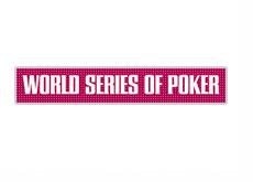 World Series of Poker (WSOP) Logo - Pink